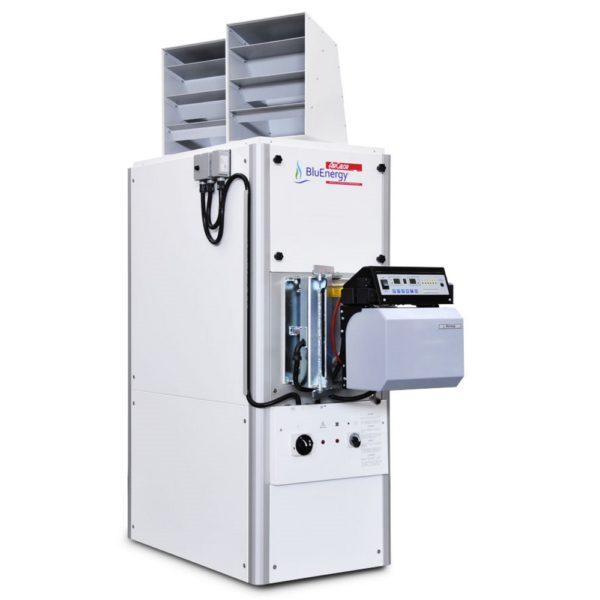 generatore-aria-calda-con-caldaia-a-pellet-aircalor-bluenergy